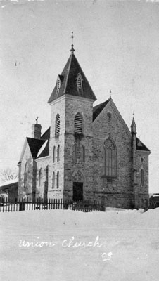 Union Presbyterian Church 1908