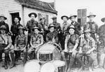 First Acton Scout Troop Bugle Band, 1919