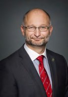 The Honourable David Lametti, Minister of Justice and Attorney General of Canada