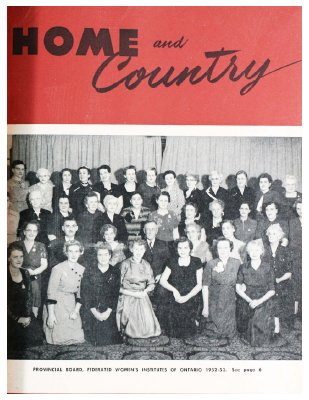 Home & Country Newsletters