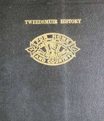 Adamsville WI Tweedsmuir Community History, Volume 1