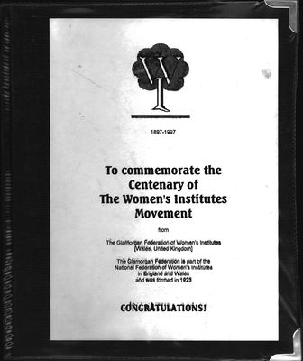 FWIO Centennial Celebrations, Volume 3