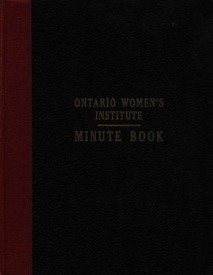 Winona WI Minute Book, 1965-1968