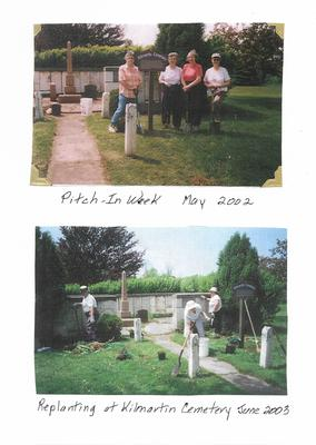 Kilmartin Cemetery, Municipality of Central Elgin