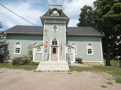Troy/Lynden Women's Institute Hall, Troy Ontario
