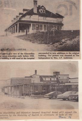 Reid's Corners WI Hospital Ward