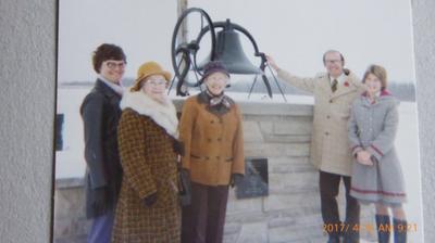 Usbourne School Bell