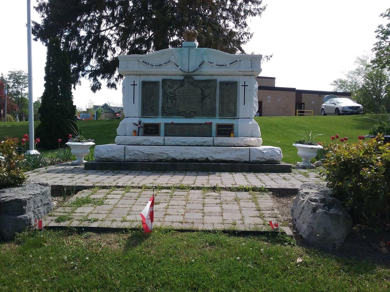 Beamsville Cenotaph