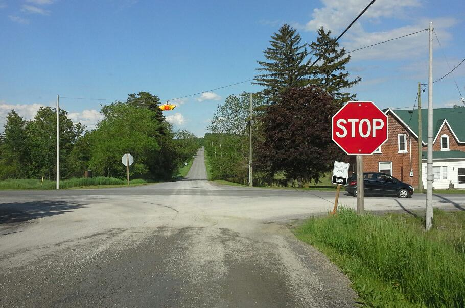 Bethel - Zion WI Road Safety Improvements