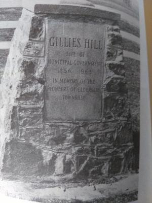 Gillies Hill Pioneer Monument