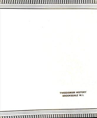 Brooksdale WI Tweedsmuir Community History: Volume 5, 50th Anniversary
