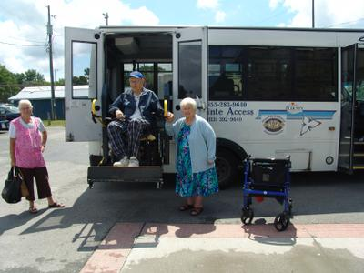 Accessible Transportation in Prince Edward County