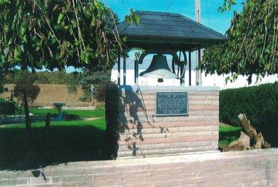 School Bell Built by Calton WI