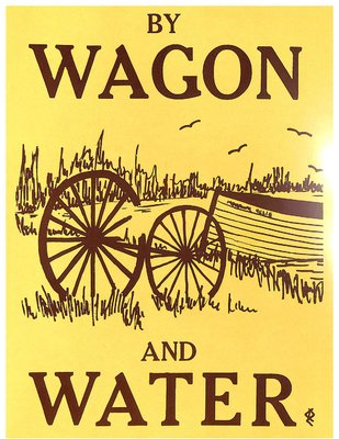 """""""By Wagon and Water,"""" published Tweedsmuir Community History by Haystack Bay WI"""