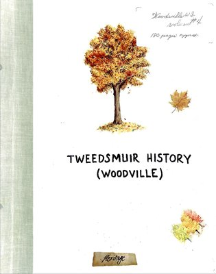 Woodville WI Tweedsmuir Community History, Volume 4