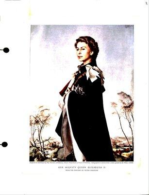 Alice WI Tweedsmuir Community History, Volume 1