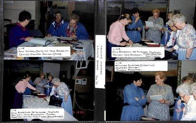Clute WI Tweedsmuir Community History, 1984-94