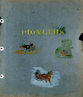Kipling Women's Institute Tweedsmuir Community History, Volume 1: Pioneers
