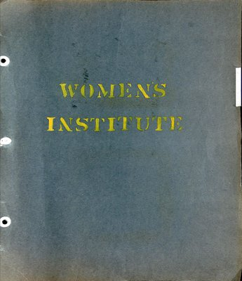 Kipling Women's Institute Tweedsmuir Community History, Volume 2: WI