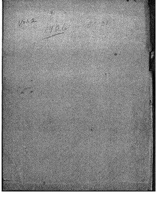 Beatrice WI Minute Book, 1926-30