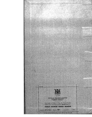 Cochrane District Minute Book, 1942-44