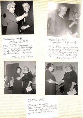 Browns WI Tweedsmuir Community History, Volume 15