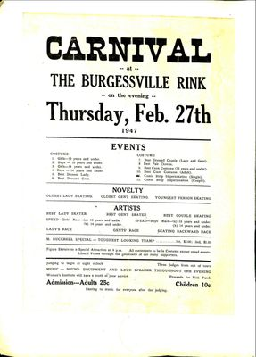 Burgessville WI Tweedsmuir Community History, Volume 5
