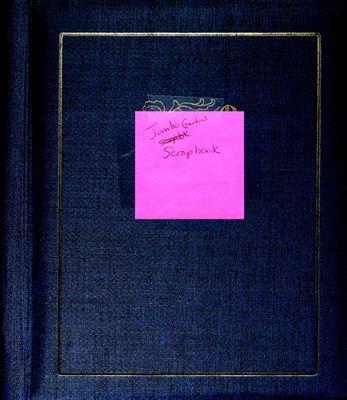 Jumbo Gardens WI Tweedsmuir Community History Scrapbook