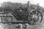 Tracteur de ferme de Romuald Vézina, 1915 / Romuald Vézina's farm tractor, 1915