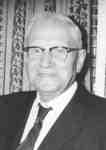 Adélard Barrette, préfet du canton de Field / Field Township Reeve Adelard Barrette