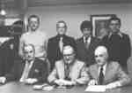 Conseil municipal de Field, ON, 1979-80 / Field municipal council, Field, ON, 1979-1980