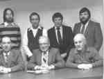 Conseil municipal de Field, ON, 1983-85 / Field municipal council, Field, ON, 1983-1985