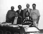 Conseil municipal de Field, ON, 1994-96 / Field municipal council, Field, ON, 1994-1996