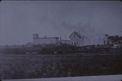 Depot Harbour Train