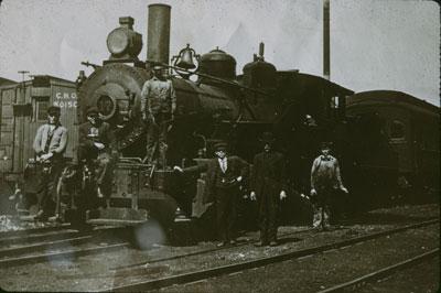 Canadian National Railway Train # 17
