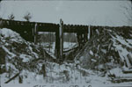 Railroad Trestle at Shoebottoms