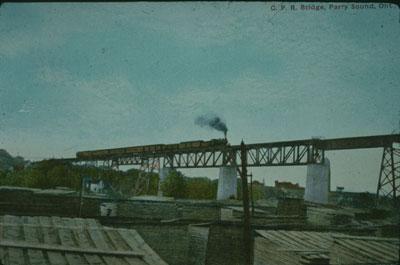 C.P.R. Bridge Parry Sound