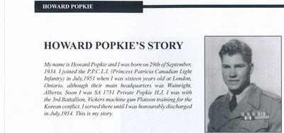 Howard Popkie