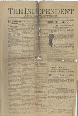 Grimsby Independent, 10 Jun 1897