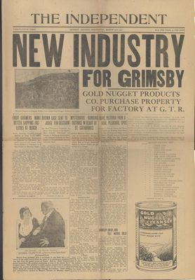 Grimsby Independent, 24 Mar 1920