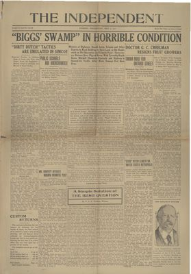 Grimsby Independent, 4 May 1921