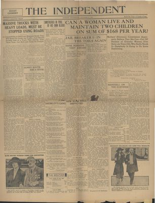 Grimsby Independent, 25 Oct 1922