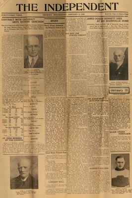Grimsby Independent, 6 Jan 1926