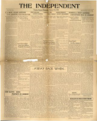 Grimsby Independent, 31 Jan 1934
