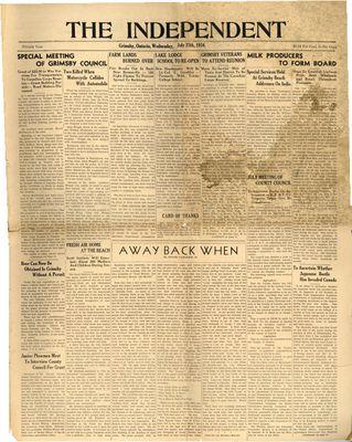 Grimsby Independent, 25 Jul 1934
