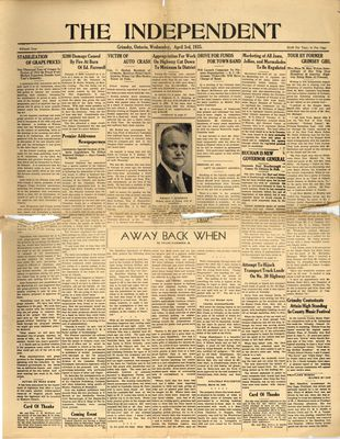 Grimsby Independent, 3 Apr 1935
