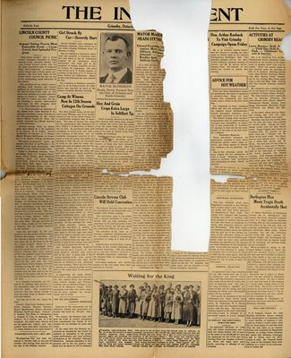 Grimsby Independent, 21 Aug 1935