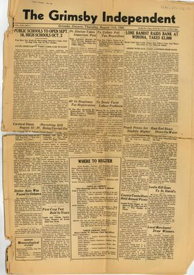 Grimsby Independent, 15 Aug 1940