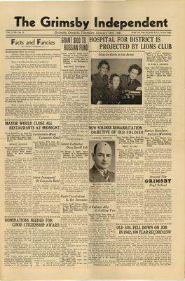 Grimsby Independent, 14 Jan 1943