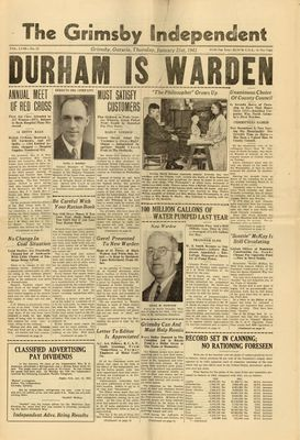 Grimsby Independent, 21 Jan 1943